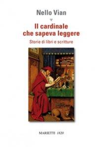 Copertina di 'Il cardinale che sapeva leggere'