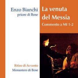 Copertina di 'La venuta del Messia. Commento a Mt 1-2 Ritiro di Avvento - 2 CD'