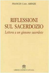 Copertina di 'Riflessioni sul Sacerdozio'