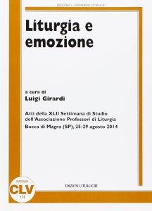 Copertina di 'Liturgia e emozione'