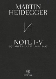 Copertina di 'Quaderni neri 1942-1948. Note I-V'