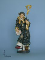Statua San Benedetto di  su LibreriadelSanto.it