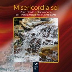 Copertina di 'Misericordia sei. Compact Disc Basi Musicali'
