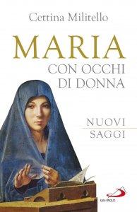 Copertina di 'Maria con occhi di donna'