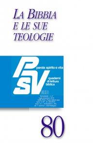 Copertina di 'La Bibbia e le sue teologie'