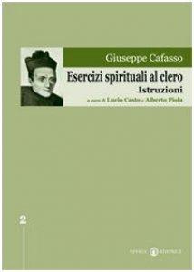 Copertina di 'Esercizi spirituali al clero. Istruzioni'