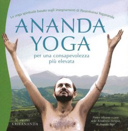 Copertina di 'Ananda yoga'