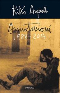 Copertina di 'Annotazioni 1988 - 2014'