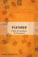 L' arte di ascoltare (e di tacere) - Plutarco