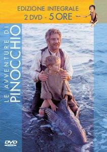 Copertina di 'Le avventure di pinocchio (Edizione Speciale) (2 dvd)'