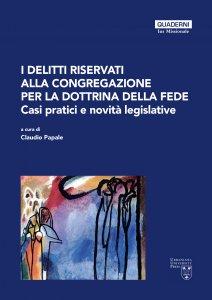 Copertina di 'I delitti riservati alla Congregazione per la Dottrina della Fede'
