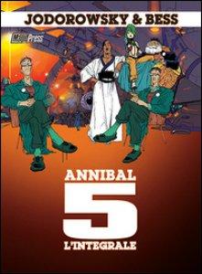 Copertina di 'Annibal 5. L'integrale'