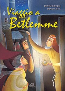 Copertina di 'Viaggio a Betlemme'