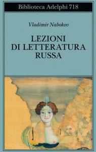 Copertina di 'Lezioni di letteratura russa'