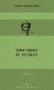 Copertina di 'Discorso su Puskin'