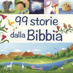 Copertina di '99 storie dalla Bibbia'