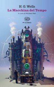 Copertina di 'La macchina del tempo'