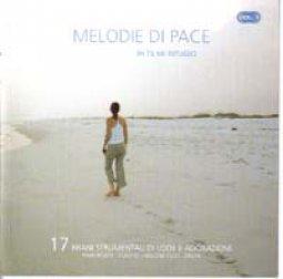 Copertina di 'Melodie di Pace [vol_1] In Te mi rifugio'