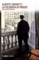 La filosofia di Proust. Dalla parte di Deleuze - Simonetti Alberto
