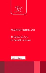 Copertina di 'Il Rabbi di Asti'