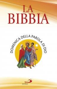 Copertina di 'La Bibbia. La domenica della Parola'