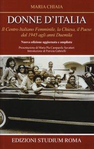 Copertina di 'Donne d'Italia'