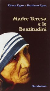 Copertina di 'Madre Teresa e le beatitudini'