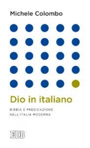 Copertina di 'Dio in italiano'