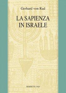 Copertina di 'La sapienza in Israele'
