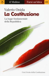 Copertina di 'La Costituzione'