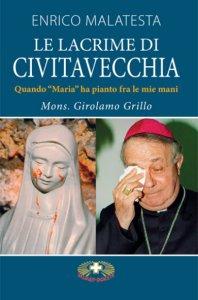 Copertina di 'La lacrime di Civitavecchia'
