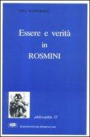 Essere e verità in Rosmini - Manferdini Tina