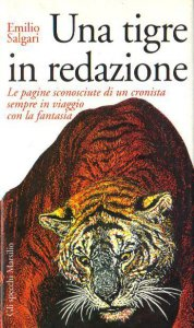 Copertina di 'Una tigre in redazione'