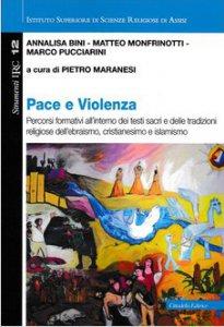 Copertina di 'Pace e violenza'