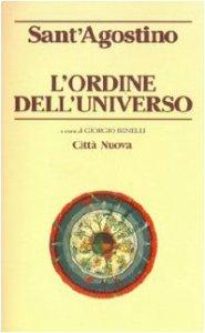 Copertina di 'L'ordine dell'universo'