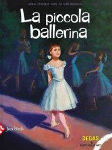 Copertina di 'La piccola ballerina'
