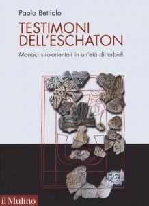 Copertina di 'Testimoni dell'eschaton'