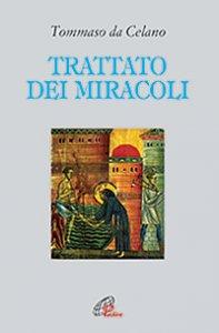 Copertina di 'Trattato dei miracoli'