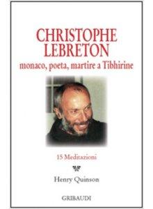 Copertina di 'Christophe Lebreton'