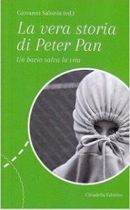 Copertina di 'La vera storia di Peter Pan'