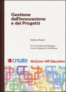 Copertina di 'Gestione dell'innovazione e dei progetti'