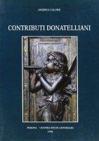 Contributi donatelliani - Calore Andrea
