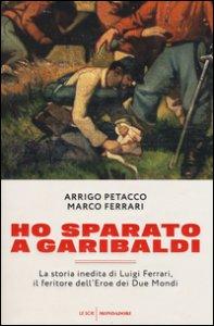 Copertina di 'Ho sparato a Garibaldi. La storia inedita di Luigi Ferrari, il feritore dell'eroe dei due mondi'