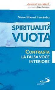 Copertina di 'Spiritualità vuota'