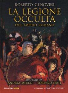 Copertina di 'La legione occulta dell'impero romano'