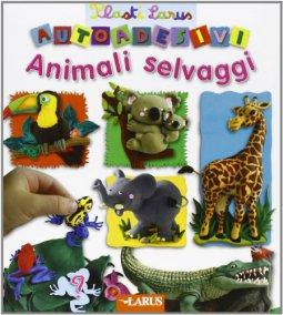 Copertina di 'Animali selvaggi'