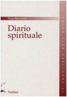 Diario spirituale - Manzotti Tilde