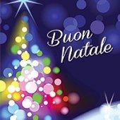 Buon Natale. Biglietto di Natale con CD