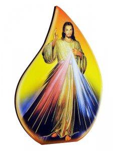 Copertina di 'Fiamma da appoggio Divina Misericordia'