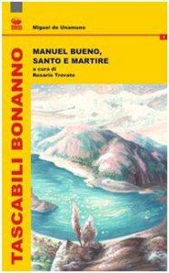 Copertina di 'San Manuel Bueno, martire'